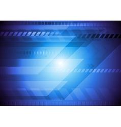 Bright hi-tech design vector image