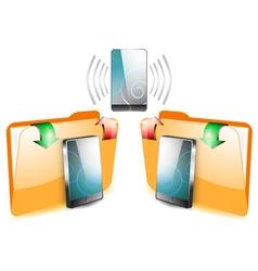 Information sharing vector