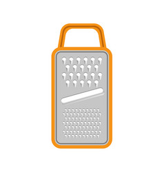 Grater icon isolated on white vector