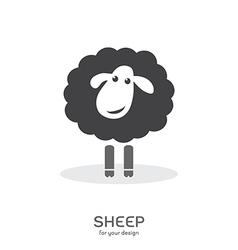 Sheep design vector image