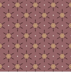 Vintage Graphic Seamless Pattern Oriental Style vector image vector image