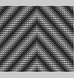 seamless black corner background vector image