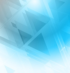 Background abstract triangle vector image vector image