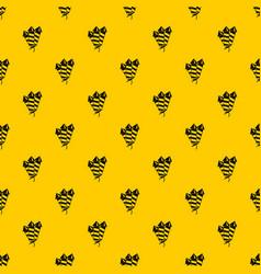 Firecrackers pattern vector