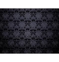 Dark Patterned Background vector