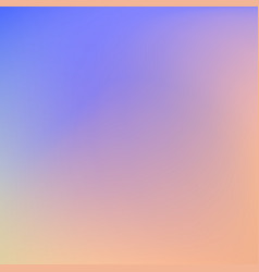 abstract soft color blend background orange and vector image