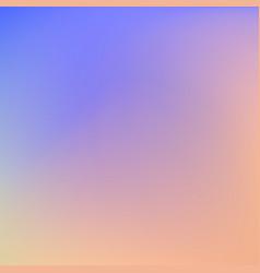 Abstract soft color blend background orange vector