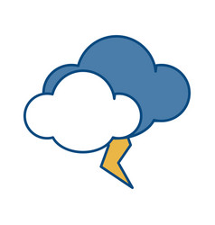 Cloud icon image vector