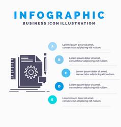 creative design develop feedback support vector image