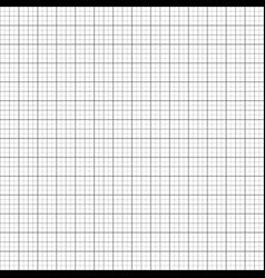 graph millimeter paper background blank grid mesh vector image