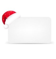 Christmas Hats vector image vector image