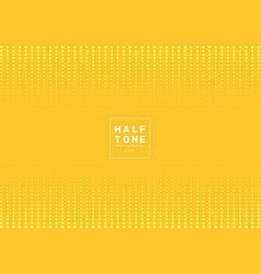 abstract light dot pattern halftone design vector image