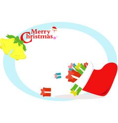 christmas christmas christmas background merry vector image