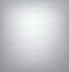 Metallic texture background vector image