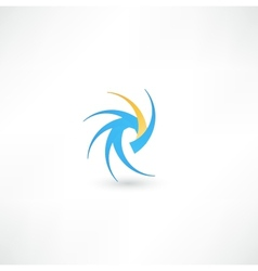 Business Design elements vector image vector image