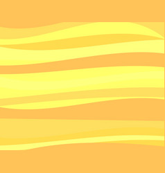 abstract yellow sand wave background texture vector image