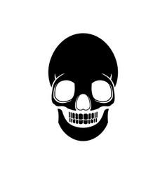 Skull bones logo ideas inspiration logo design vector