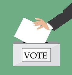 Voting concept vector