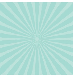 Blue sunburst starburst with ray of light Template vector