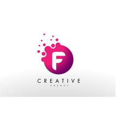 Letter f logo f letter design vector