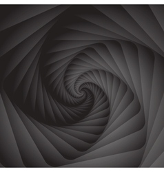 Abstract neutral spiral background eps10 no mesh vector image vector image