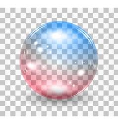 Bubble soap vector image
