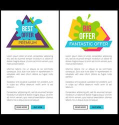 Best premium fantastic offer website allows order vector