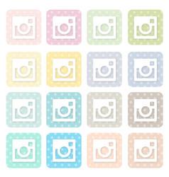 Icons-social2 vector
