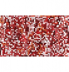mosaic background vector image vector image