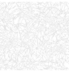 Abstract textured white background vector image
