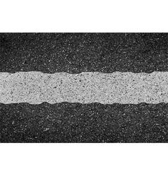 Asphalt background texture with some fine grain vector image
