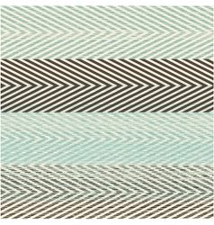 Large zig zag pattern vector image