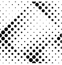 seamless circle pattern background - abstract vector image