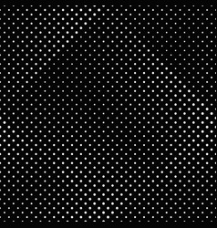 Abstract geometrical monochrome circle pattern vector