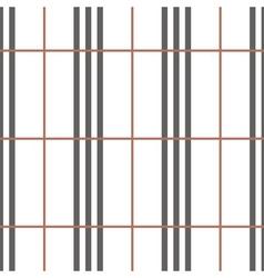 Tartan seamless pattern vertical vector