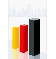 Graphical blocks vector