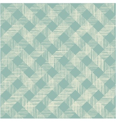 Square repeating geometric background vector image