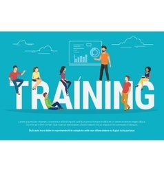 Training concept vector