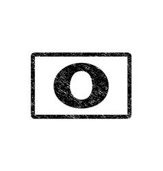 0 watermark stamp vector