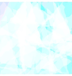Abstract Crystal Background vector image