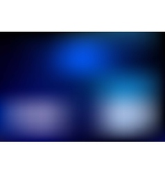 blue blurred background vector image