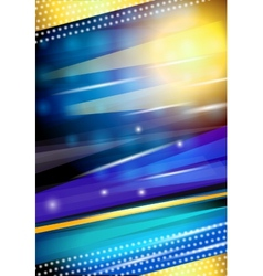 Bright background print vector