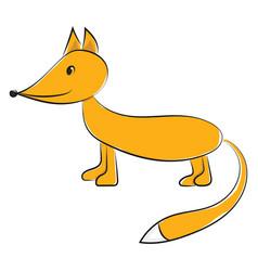 Fox 99 or color vector