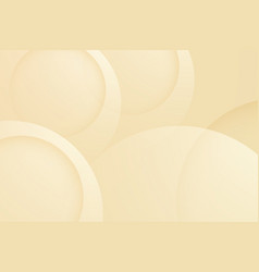 Modern wheat backgrounds abstract 3d circle vector