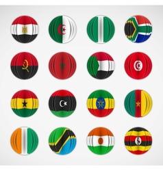 Set flags vector