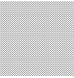 small repeating symmetrical half dots pattern vector image vector image