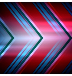 Metal pattern background vector