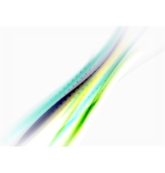 Smooth lines abstract background vector