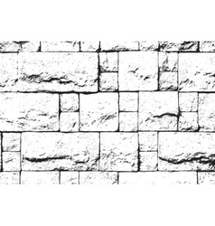 Decor Brick Overlay vector image vector image