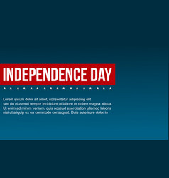 Background collection celebration independence day vector
